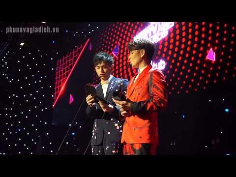 """Jack K-ICM được giải thưởng """"MV truyện ngắn của năm"""" với SÓNG GIÓ Hóng Showbiz"""