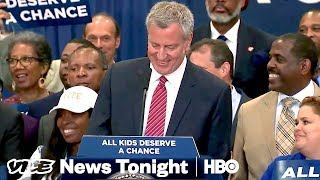 Rich Parents In New York City Are Mad Their Schools Are Trying To Desegregate (HBO)