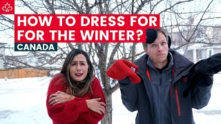 What to WEAR for WINTER in CAN…