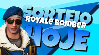 FORTNITE//GIVEAWAY AUJOURD'HUI//ROYAL BOMBER 500 V-BUCKS