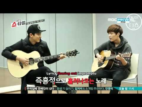 Exo Showtime - Lay Song Cut