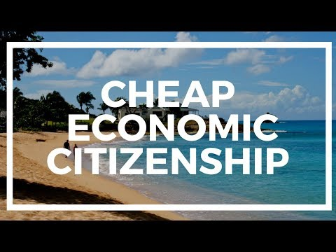 The New CHEAP Economic Citizenship in the Caribbean
