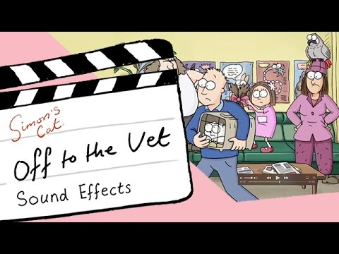 Thumbnail: How Does The Cat Get Its Meow? Behind the Scenes of Simon's Cat