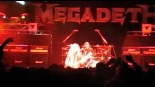 Megadeth - Head Crusher (Live In Brisbane 2009)