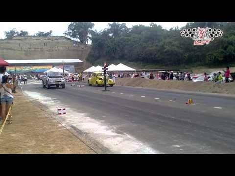 Hot Rod Colombia Racing en My Crazy Park - marzo 2013