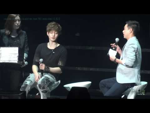 Belle KHJ Asia FM Tour 2012 HK Fancam Compilation.mp4