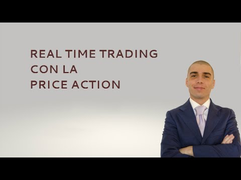 Real time trading con la Price Action