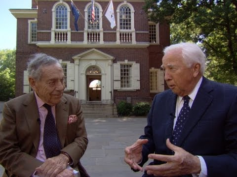 Journey through history with David McCullough