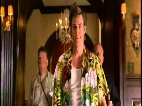 Quot This Is A Lovely Room Of Death Quot Ace Ventura Youtube