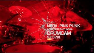 Gambar cover NERV - PINK PUNK Agnieszka Chylińska DrumCam SzopiX