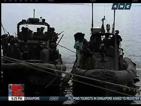 PH Navy's largest ship joins Sulu naval blockade