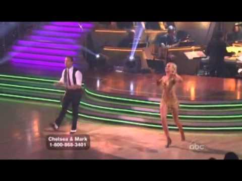 Chelsea Kane & Mark Ballas  ChaChaCha