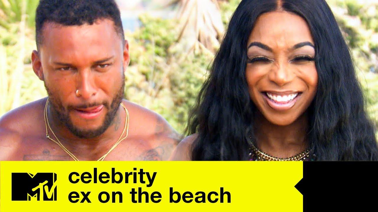 Die Königin Tiffany Pollard a.k.a. New York kommt an | Celebrity Ex On The Beach | MTV Deutschland