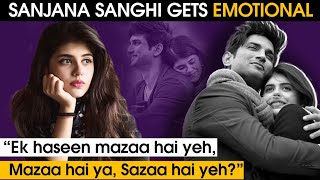 Sanjana Sanghi Shares Her BEST Memory With Sushant Singh Rajput From Dil Bechara Movie