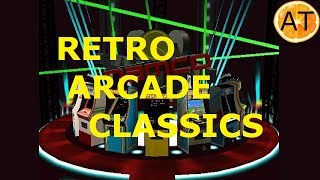 Namco Museum 50th Anniversary | ALL THE ARCADE CLASSICS | [2005 Playstation 2]