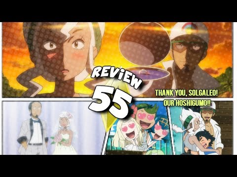 ☆KUKUI x BURNET ...& ANOTHER CENSORED KISS?! // Pokemon Sun & Moon Episode 55 Review☆