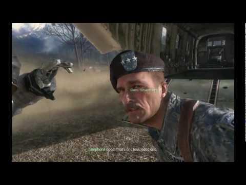 call of duty 4 modern warfare 2 death of ghost and roach