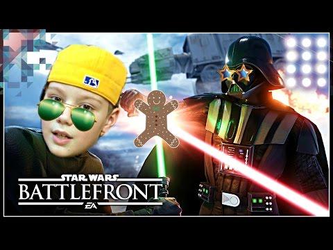 #StarWarsBattlefront Star Wars Battlefront #9 Герои против злОдеев #Игры #Gameplay PS4 1080p 60fps