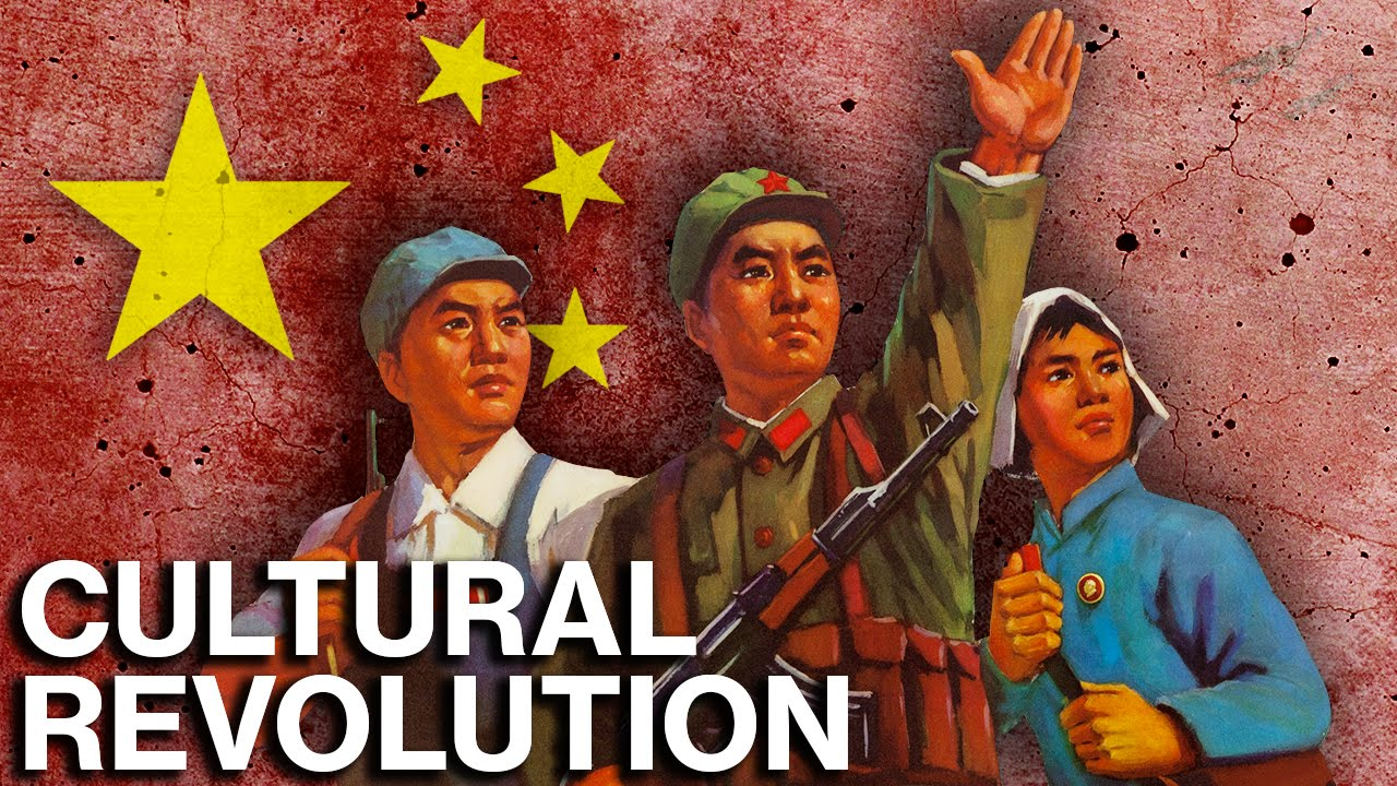 a history of the chinese cultural revolution and the failure of mao zedongs great leap forward