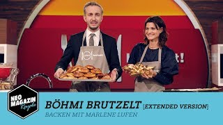 Böhmi brutzelt Zimtschnecken mit Marlene Lufen [Extended Version] | NEO MAGAZIN ROYALE