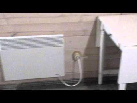 Ретро проводка в деревянном доме