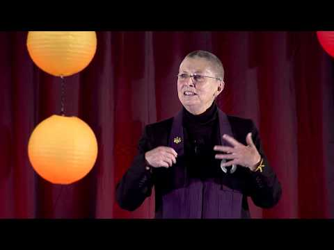 Leading from Compassion - An Exploration: Roshi Joan Halifax