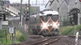 【警笛・MH有り】JR東海・西日本・貨物&阪急・近鉄・名鉄車両 高速通過シーン集