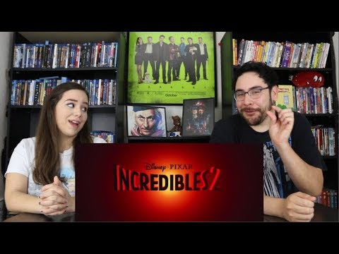 The Incredibles 2 - Official Teaser Trailer Reaction / Review