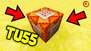 Minecraft TU55 COMMAND BLOCKS? (Ps3/Xbox360/PS4/XboxOne/WiiU)