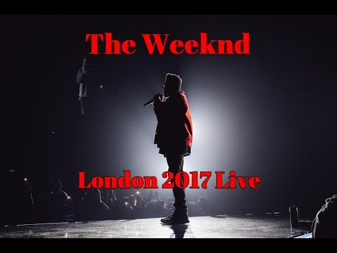 The Weeknd - Die For You Live in London 2017