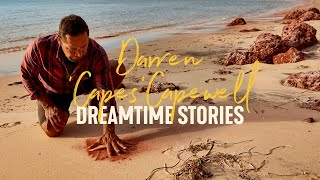 Dreamtime Stories with Darren 'Capes' Capewell | LIVE from Aus,  Shark Bay