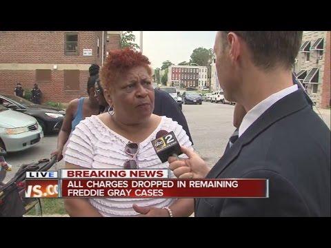 Baltimore City NAACP President Tessa Hill-Aston Speaks On Freddie Gray Cases