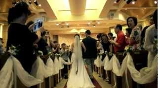 Adrian & Meryl SDE - Wedding Video Singapore - Cream Pictures Thumbnail