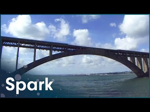 How Did They Build That? Concrete Spaces (Full Engineering Documentary) | Spark