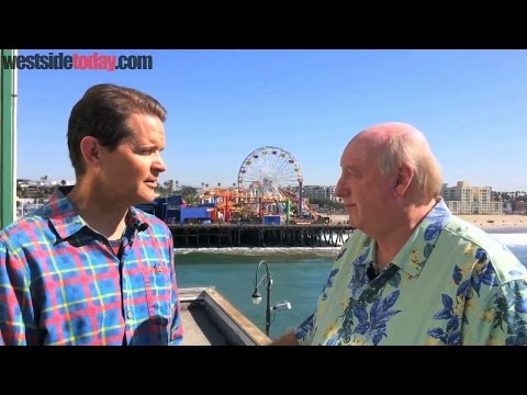 BROCK ON YOUR BLOCK: JIM HARRIS AND THE SANTA MONICA PIER