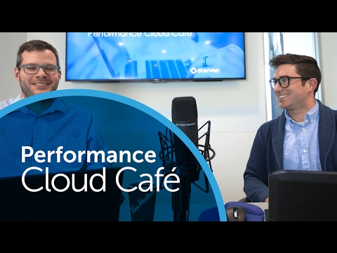Provisioning Cloud Servers with SherWeb | Performance Cloud Café