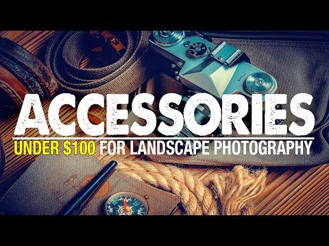 TOP 13 Landscape Photography ACCESSORIES UNDER $100