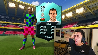 I GOT A 99 GLITCH PLAYER IN A PACK!!! FIFA 17 PACK OPENING