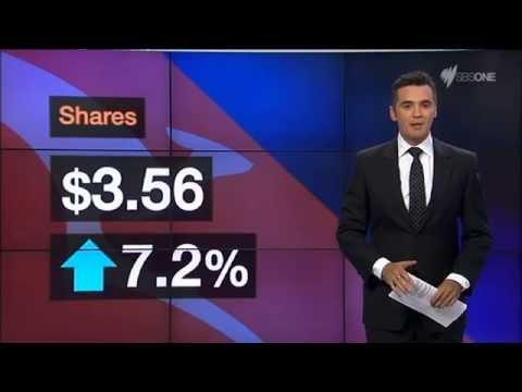 SBS FINANCE | Qantas shares take flight | Ricardo Goncalves