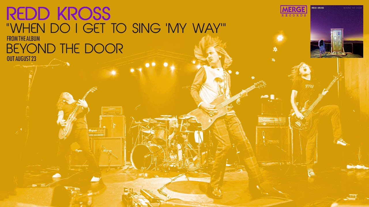The official Redd Kross web site - official news and