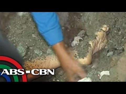 TV Patrol: Babae, patay sa gumuhong riprap sa Antipolo