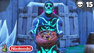Trick-Or-Treating For Brothers! (Fortnite Nintendo Switch Live Stream)