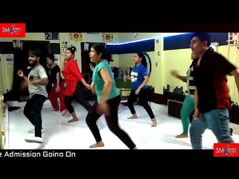 Badri Ki Dulhaniya | Freestyle Dance Cover | SM Dance Studio Seniors
