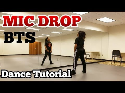 BTS (방탄소년단) - MIC Drop  FULL DANCE TUTORIAL
