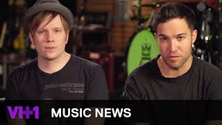 Fall Out Boy Commentary on The Youngblood Chronicles | VH1 Music