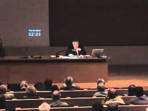 Le fait coranique - Pr Manfred KROPP au Collège de France - 11 octobre 2005