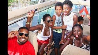 When am in love with a man I give him a child - Akothee