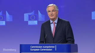 Barnier Says Brexit Transition Not a Given if Disagreements Persist