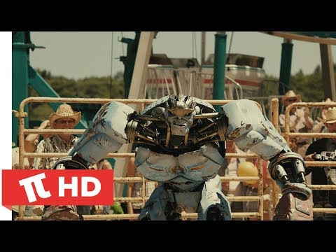 Çelik Yumruklar | Boğa ile Dövüş | HD