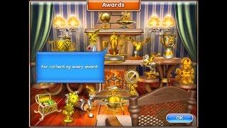 Farm Frenzy 3 (diligently, collected every awards) Веселая ферма 3 (Неторопливость, все награды). thumbnail